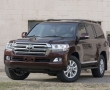 Toyota Land Cruiser 200 2016 фото