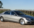 Новый Mercedes-Maybach S600 2016 фото