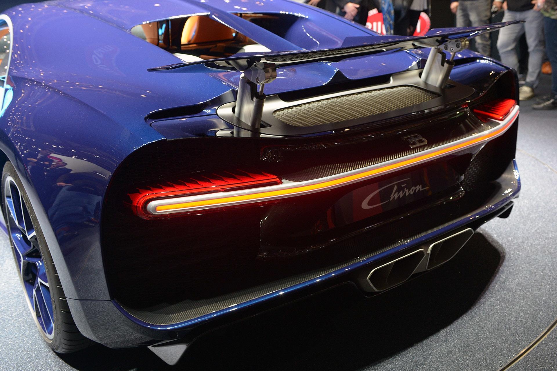 Bugatti широн фото