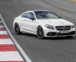 Mercedes AMG C63 Coupe 2016 фото