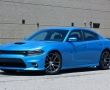 Синий Dodge Charger R/T 2015 Scat Pack фото