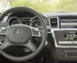 Руль Mercedes-Benz ML400 2015 фото