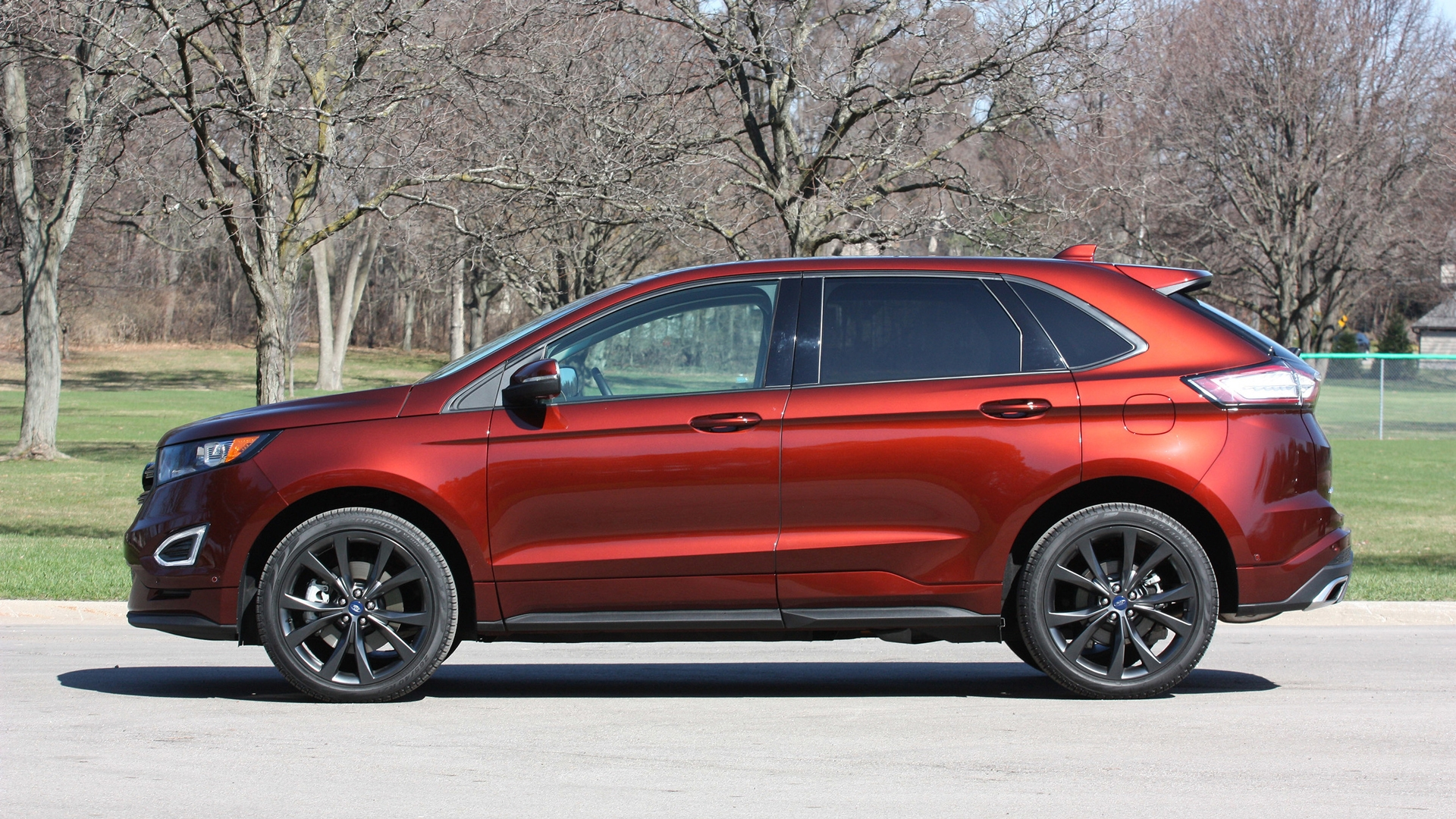 2016 Ford Edge Bronze Fire Pictures To Pin On Pinterest