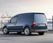 Черный Volkswagen Caddy 2015 фото