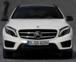Mercedes-Benz GLA 250 4Matic 2015 вид спереди фото