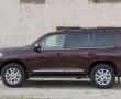 Toyota Land Cruiser 200 2016 вид сбоку фото