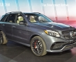 Mercedes-Benz GLE 2015 фото