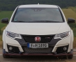 Honda Civic Type R 2015 вид спереди фото