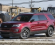 Ford Explorer Sport 2016 фото