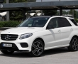 Mercedes-Benz GLE 2016 фото