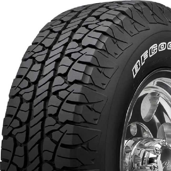 BFGoodrich Rugged Trail T/A фото