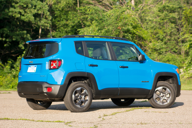 Jeep Renegade 2015 Sport фото