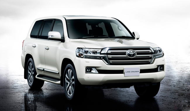 Toyota Land Cruiser 300 2016 фото