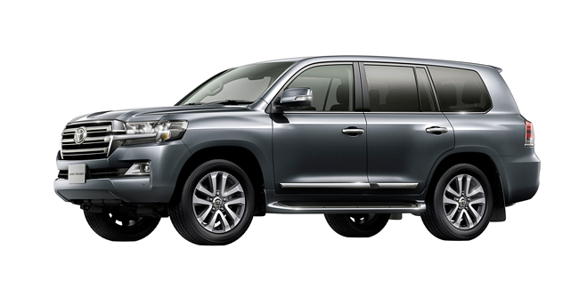 Новая Toyota Land Cruiser 300 2016 фото