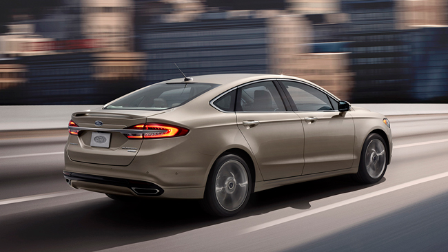 Ford Mondeo 2017 фото