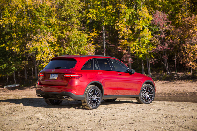 Mercedes-Benz GLC300 2016 4Matic фото