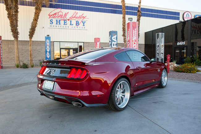 Shelby Super Snake 2015 фото