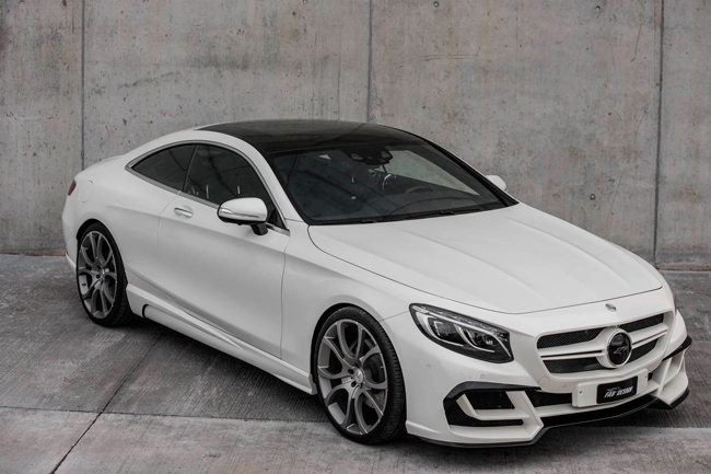 FAB Design Mercedes-Benz S-Class Coupe фото