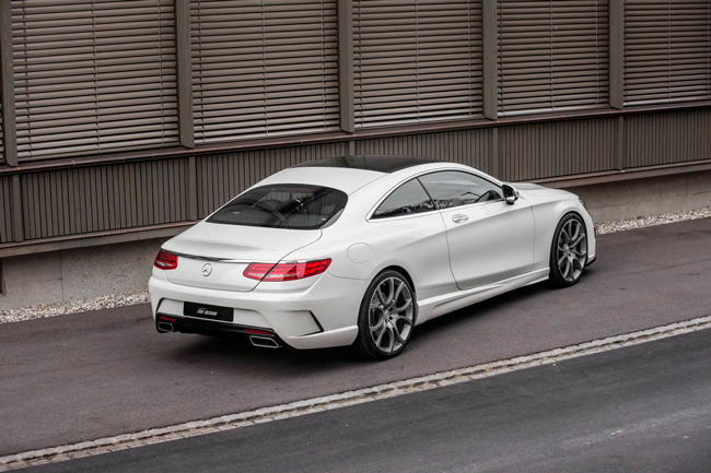 Тюнинг Mercedes-Benz S-Class Coupe 2016 от FAB Design