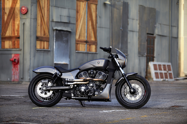 Victory Combustion Concept фото