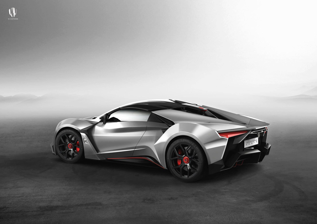 W Motors Fenyr SuperSport 2016 фото