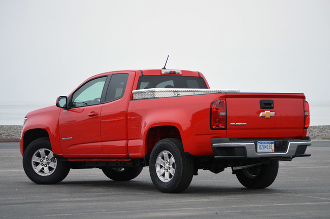 Chevrolet Colorado 2015 фото