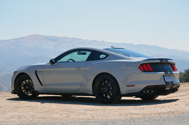 Ford Shelby GT350 2016 фото