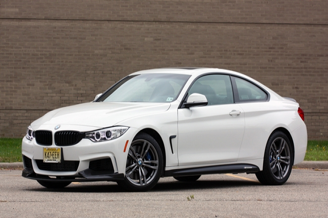 BMW 435i 2016 ZHP Edition Coupe