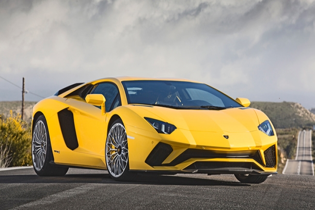 Lamborghini Aventador S фото, цена, технические характеристики