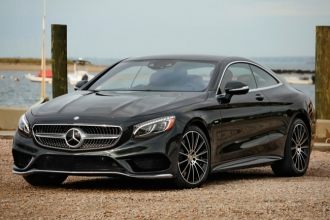 Mercedes-Benz S550 Coupe 2015 фото