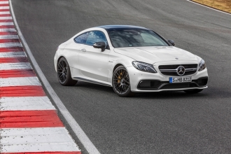 Mercedes-AMG C63 Coupe 2016 фото