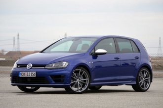 Volkswagen Golf R 2015 фото