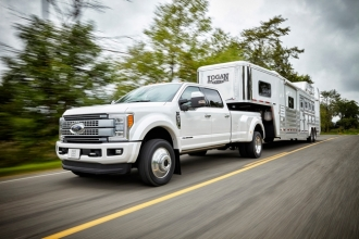 Ford F-Series 2016 Super Duty - первые фото