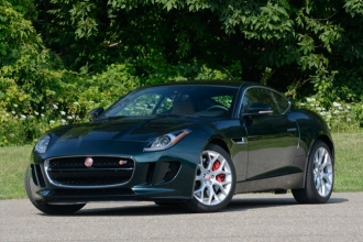 Jaguar F-Type 2015 фото