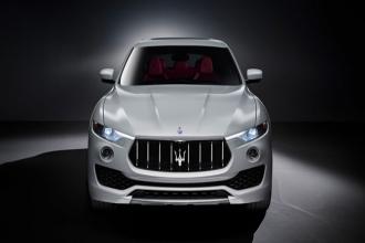 Новый Maserati Levante 2017: фото, цена, технические характеристики