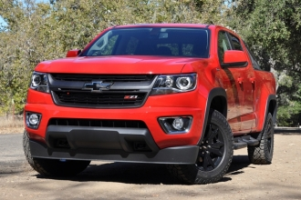 Chevrolet Colorado Diesel 2016 фото