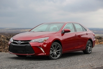 Toyota Camry 2015 фото
