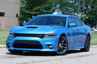 Dodge Charger R/T 2015 фото