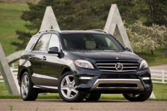 Mercedes-Benz ML400 2015 фото