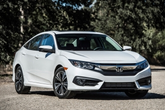 Honda Civic 2016 фото