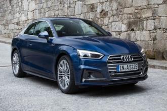 Новая Audi A5 2017: фото, цена, технические характеристики