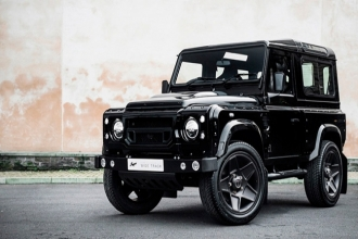 Тюнинг Land Rover Defender 2016 фото