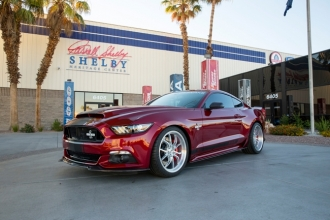 Ford Mustang Shelby Super Snake 2015: фото и характеристики