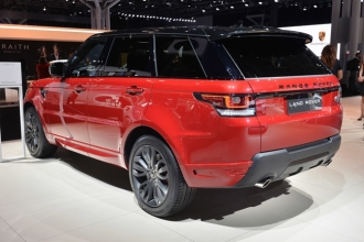 Land Rover Range Rover Sport HST характеристики фото