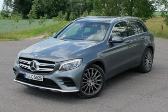 Новый Mercedes-Benz GLC250 2016 фото