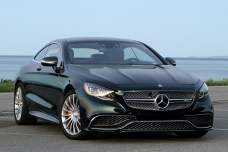 2015 Mercedes-Benz S65 AMG Coupe фото