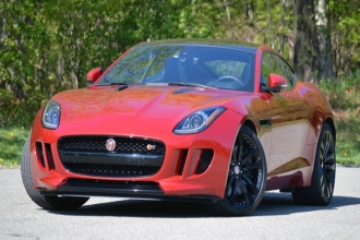 Jaguar F-Type S Coupe 2016 фото