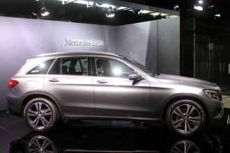 Mercedes GLC350e 4Matic фото