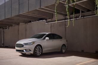 Новый Ford Mondeo 2017: фото, цена, технические характеристики