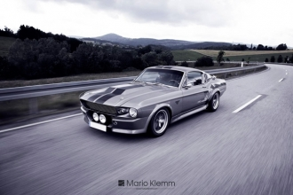 Ford Shelby GT500E Eleanor 1967 фото